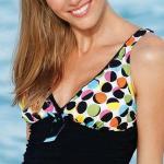 Elisabeth van Tergouw, sexy photoshoot op het strand