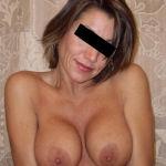 Vrouw, 49 jaar en topless profielfoto, is zo geil als een pak boter