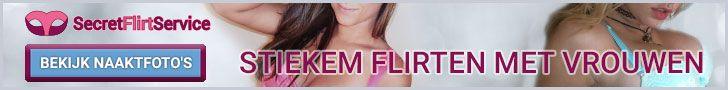 Secret Flirt Service - flirt met vrouwen