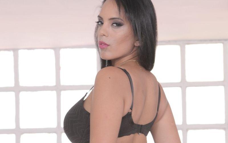 Latina Milf Dessous Sexy Sexy Latina