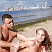 Sex op het strand, foto's en compilatie video